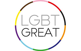 LGBT great logo